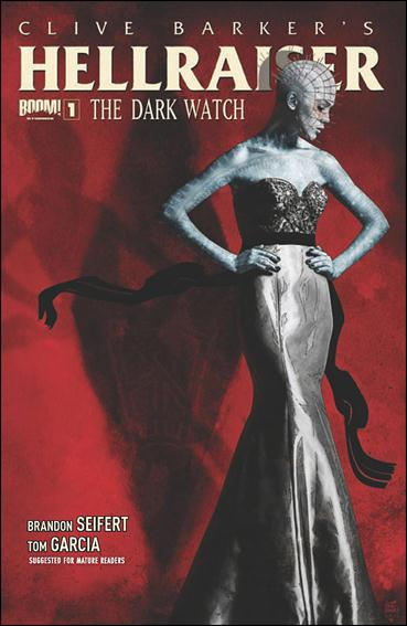 Clive Barker's Hellraiser: The Dark Watch 1-A by Boom! Studios