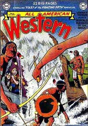 All-American Western 116-A