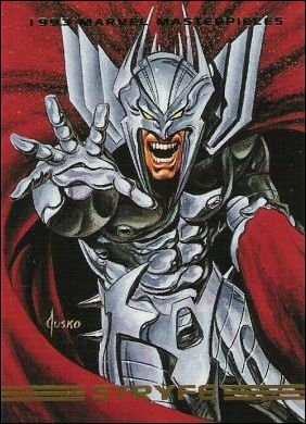 1993 Marvel Masterpieces (Base Set) 34-A by SkyBox