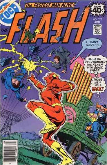 Flash (1959) 272-A by DC