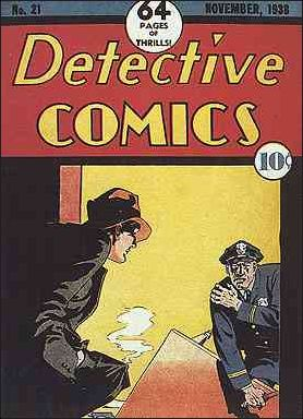 Detective Comics (1937) 21-A by DC