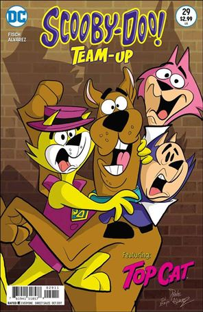 Scooby-Doo Team-Up 29-A