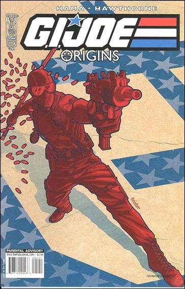 G.I. Joe: Origins 5-B by IDW