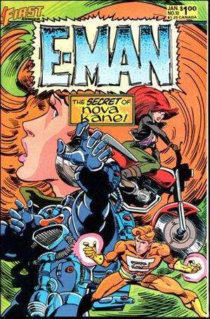 E-Man (1983) 10-A
