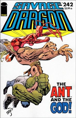 Savage Dragon (1993) 242-A