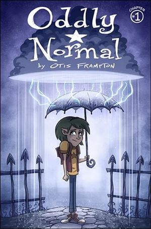 Oddly Normal (2014) 1-A