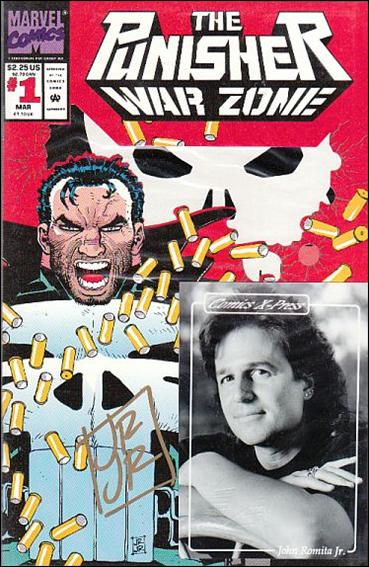 Punisher: War Zone (1992) 1-C by Marvel