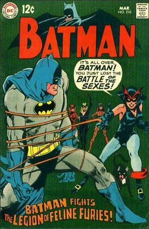 Batman (1940) 210-A
