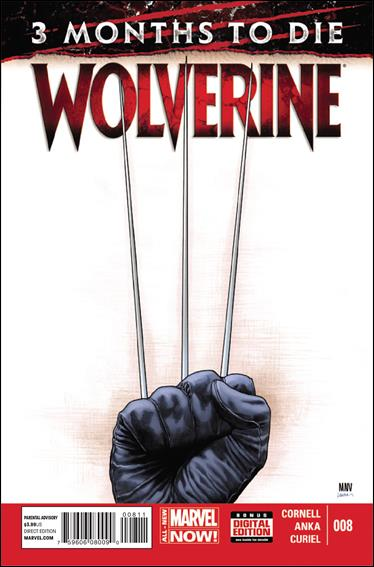Wolverine (2014) 8-A by Marvel