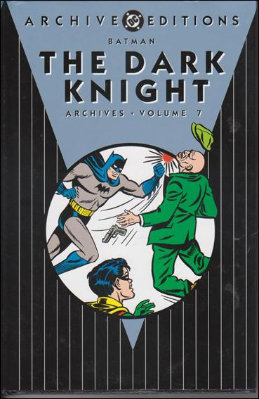 Batman: The Dark Knight Archives 7-A by DC