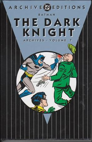 Batman: The Dark Knight Archives 7-A