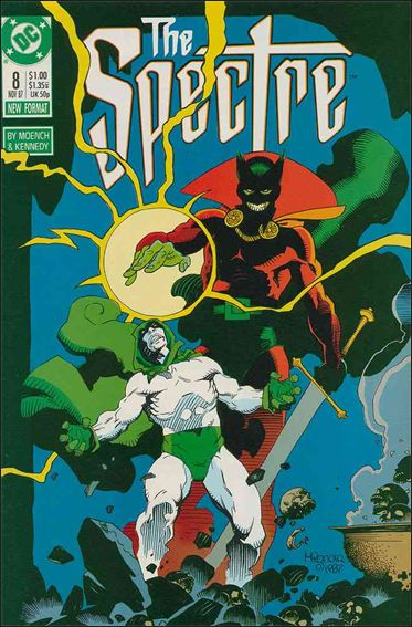 Spectre (1987) 8-A by DC