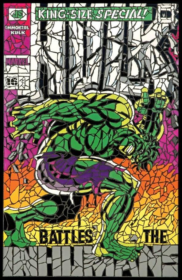 Immortal Hulk 16-D by Marvel