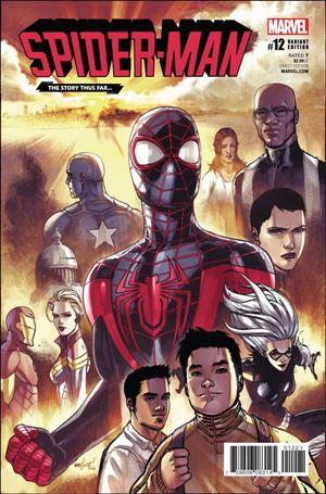 Spider-Man (2016) 12-D