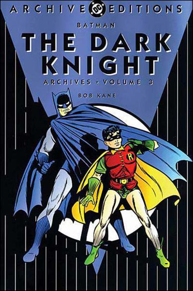 Batman: The Dark Knight Archives 3-A by DC
