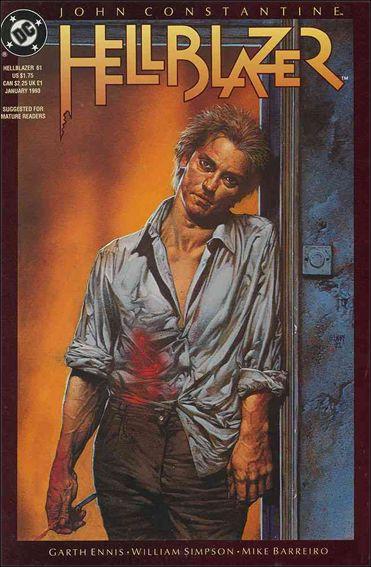 Hellblazer (1988) 61-A by Vertigo