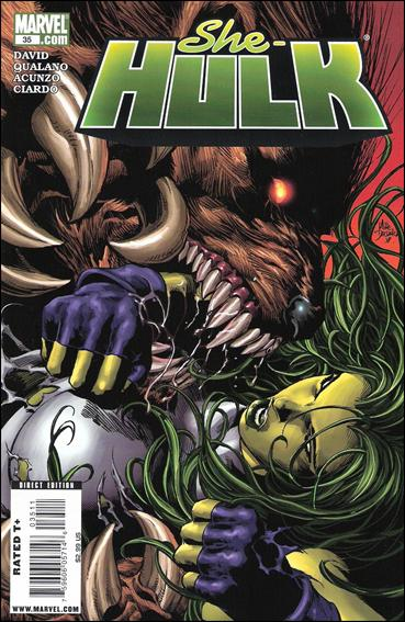 She-Hulk (2005) 35-A by Marvel