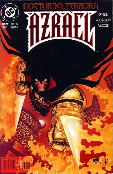 Azrael (1995) 32-A by DC