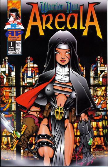 Warrior Nun Areala (1994) 1-E by Antarctic Press