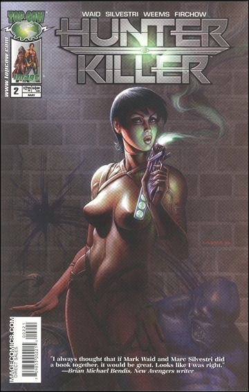 Hunter-Killer 2-B by Top Cow