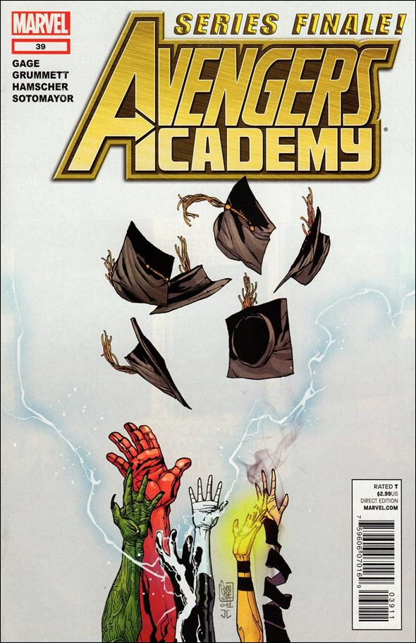 Avengers Academy 39-A by Marvel