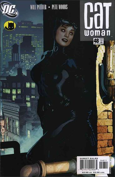 Catwoman (2002) 48-A by DC