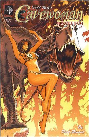 Cavewoman: Jungle Jam 1-A