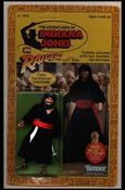 Adventures of Indiana Jones Cairo Swordsman (4-back/Belloq Mail-Away Offer)