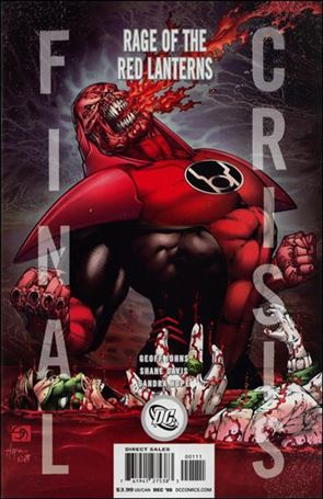 Final Crisis: Rage of the Red Lanterns 1-B