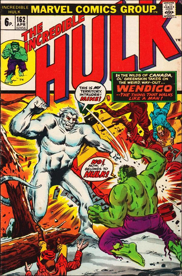 Incredible Hulk (1968) 162-B by Marvel