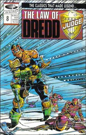 Law of Dredd 8-A
