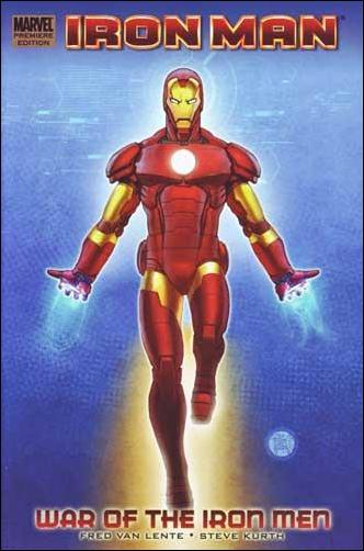 Iron Man: War of the Iron Men 1-A by Marvel