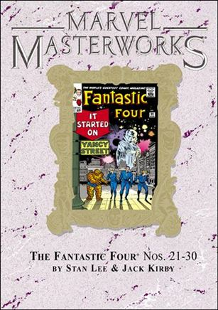 Marvel Masterworks: The Fantastic Four 3-B