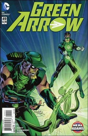 Green Arrow (2011) 49-B