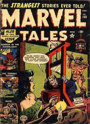 Marvel Tales (1949) 108-A