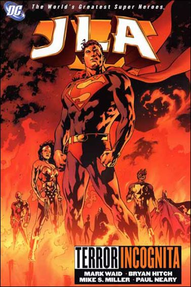 JLA 9-B by DC
