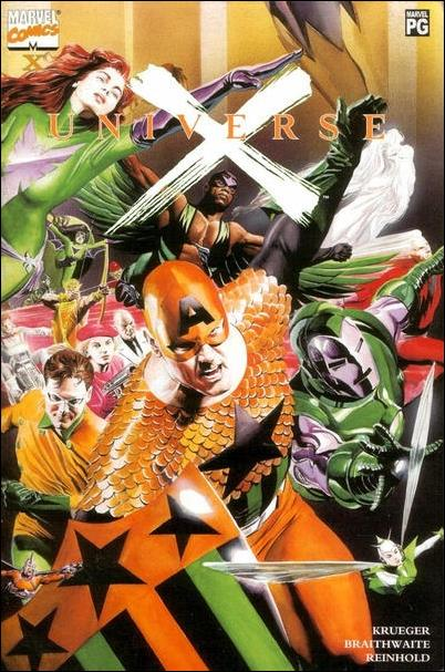 Universe X: X 1-A by Marvel
