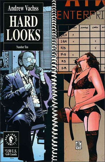 Hard Looks 10-A by Dark Horse