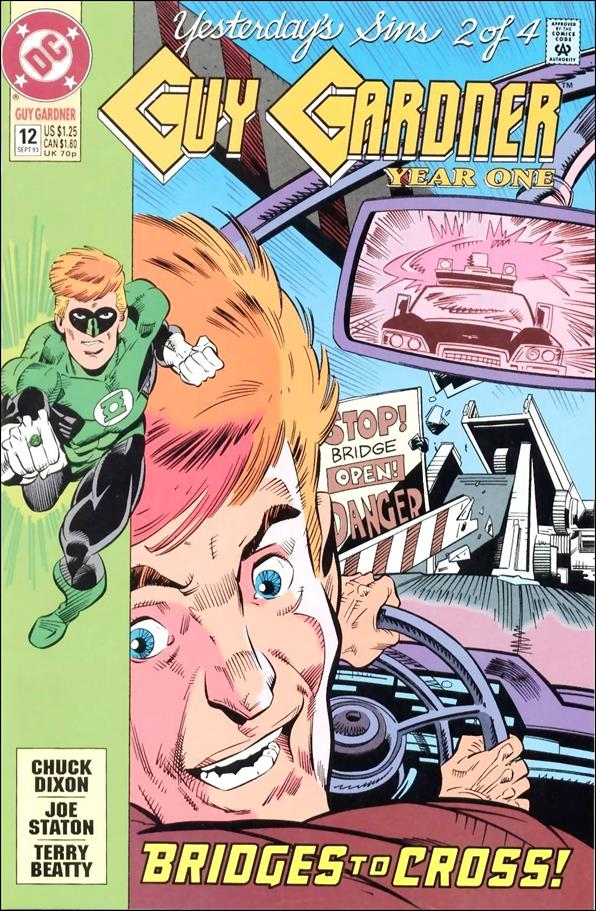 Guy Gardner 12-A by DC
