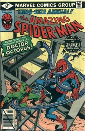 Amazing Spider-Man Annual (1964) 13-A