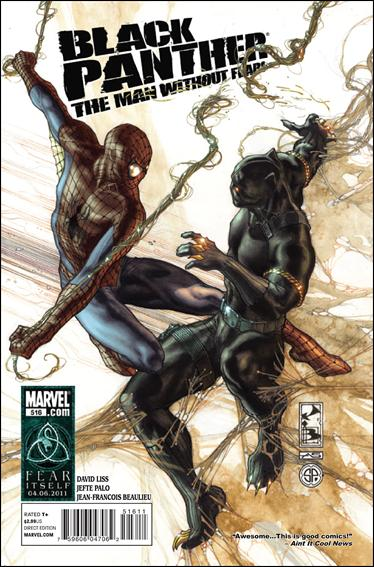 Black Panther: The Man Without Fear 516-A by Marvel