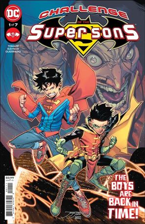 Challenge of the Super Sons 1-A