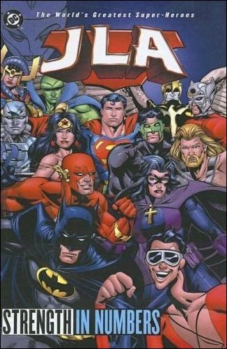 JLA 4-C by DC