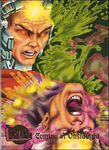 Marvel Ultra: Onslaught (Base Set) 68-A by Fleer/SkyBox