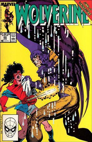 Wolverine (1988)  20-A