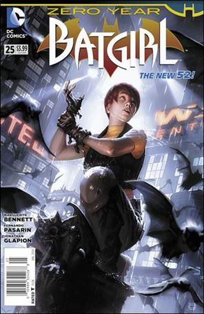 Batgirl (2011) 25-A