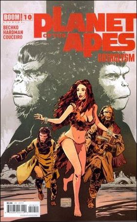 Planet of the Apes: Cataclysm 10-A