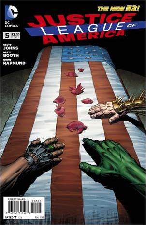 Justice League of America (2013)  5-A by DC