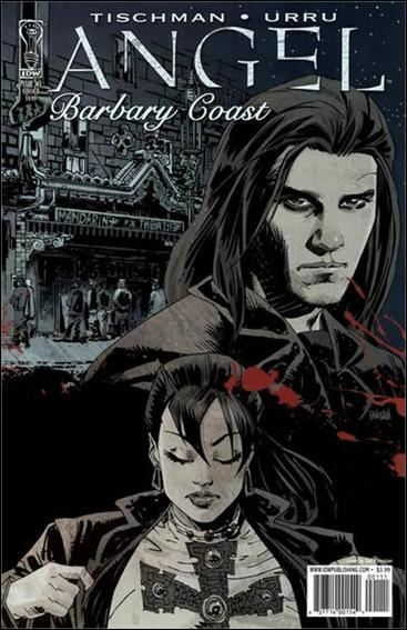 Angel: Barbary Coast 1-B by IDW