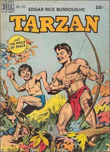 Tarzan (1948) 12-A by Dell